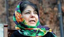 Mehbooba is reluctant to allot land for  KP townships in J&K