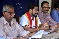 M'luru: Dist administration must lift ban on sand mining- Vedike