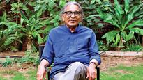 Architecture is like designing a human being: Balkrishna Doshi