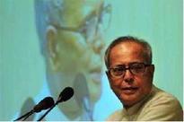President Pranab Mukherjee invites Raj firm to set up telemed clinics in Haryana
