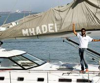 Naval officer Lt. Cdr. Abhilash Tomy wants to sail around globe in microlight