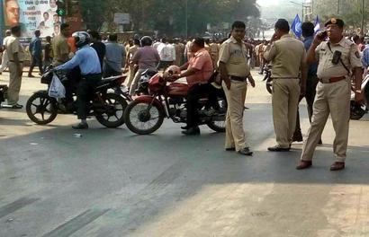 Maharashtra Dalit protests: Rahul Gandhi slams 'fascist' BJP