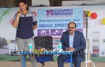 Udupi: Podar International School holds first annual sports meet