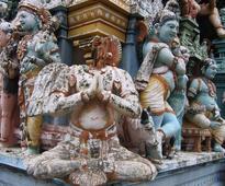 Restoring the Ariyakudi landmark