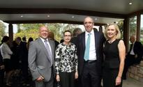 UQ Law School donors acknowledged at Government House reception