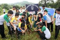 Tata Power's Club Enerji organises tree plantation drive in Aarey Colony, Mumbai