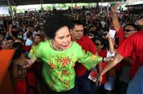 Miriam says she received P300M offer to back out from presidential race
