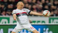 Arjen Robben plays down Bayern Munich contract, eyes return to fitness
