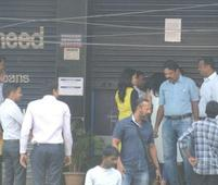 Bank branches in Chennai down shutters unable to cope with demand