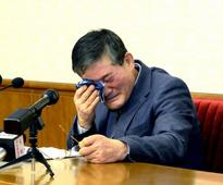 South Korean American 'spy' sentenced to 10 years hard labour in North Korea