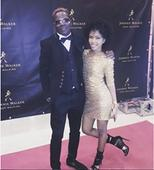 Photo: King Saha looked Elegant at the Life Of Bebe Cool show