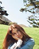 Cindy Crawford's 14-year-old daughter Kaia Gerber is photographed by Kendall Jenner for Love Magazine