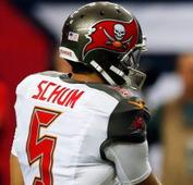 Bucs cut 12, including Jacob Schum and Major Wright