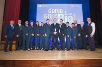 University bids farewell to British Judo athletes