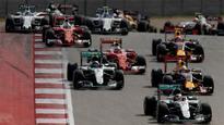 Hamilton wins US F1 Grand Prix for Mercedes
