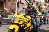 This is bollywood heart throb - Salman Khan's limited edition Super bike