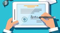 What you need to know about the legality of e-signatures