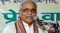 Bhayyaji Joshi never sought change in national anthem, flag: RSS