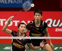 Malaysian pair win Grand Prix title