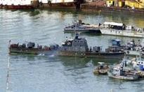 Sri Lankan Navy,Indian fishermen,International Maritime Boundary