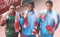 Indian swimmers continue domination