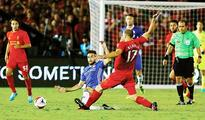 Wounded Liverpool tackle Milan in ICC