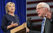 Poll: Hillary Clinton and Bernie Sanders are tied nationally