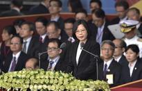 Taiwan's President Tsai Ing-wen Says She Won't Bow to Beijing