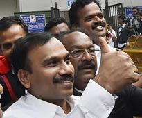 Vinod Rai compromised CAG's sanctity, had ulterior motives: A Raja
