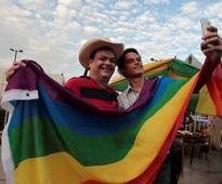 Only five countries give LGBT people equal constitutional rights: research