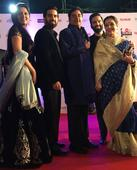 62nd Filmfare Awards 2017: Shatrughan Sinha honoured with the Lifetime Achievement Award
