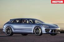 Porsche Panamera Estate confirmed