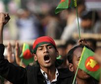 Opposition leader in Bangladesh held over charges of plotting to overthrow govt