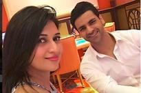 Divyanka Tripathi congratulates fiance Vivek Dahiya for Kawach, shares adorable pic