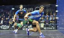 4 Egyptian squash players reach J.P. Morgan Tournament of Champions 2017 quarterfinals