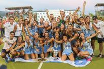 Seventh heaven for Argentina women at Pan Am Juniors