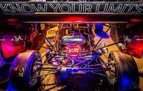 A winning formula - University of Hertfordshire reveals new racing car