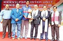 Ramkumar clinches PSPB tennis crown