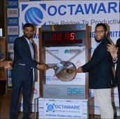 India's first fully sharia compliant company' Octaware Technologies Limited,lists on the BSE