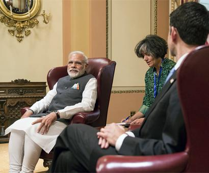 'Modi sets his own rules -- that is if he has any at all'