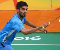 Kidambi Srikanth leads Indian challenge at Korea Open