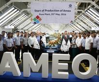 Volkswagen Ameo Production Begins At Chakan Plant