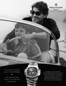 Patek Philippe Celebrates 20 Years of Its Iconic Advertising Campaign