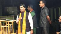 Tripura Muslims are patriots, they did not go to Pakistan after partition: Shahnawaz Hussain
