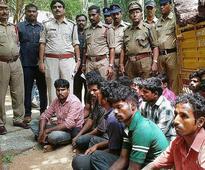 Thanks to pushkaram, smugglers sneak into Seshachalam