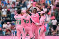 Despite Dhawan's ton, India loses 4th ODI as SA maintains unbeaten record in pink