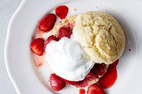 This Strawberry Shortcake Is the Summer's Most Perfect Dessert