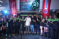 Kawasaki Leisure Bikes opens branch in Imus