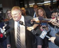 Toronto mayor denies crack-smoking claim