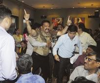 Shiv Sena disrupts cultural initiative
